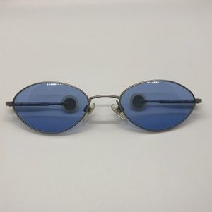 Vintage Chanel Temple Logo Sunglasses